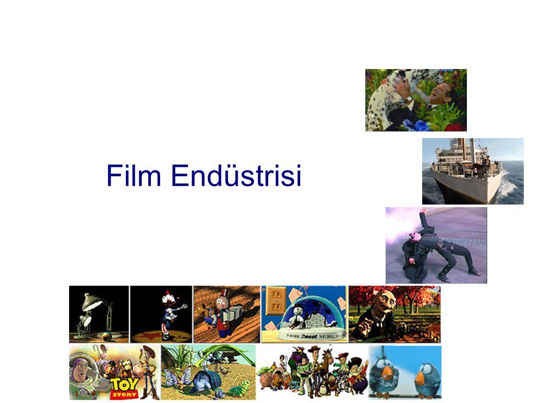 Film Endüstrisi Slide information from Leonard McMillian s slides