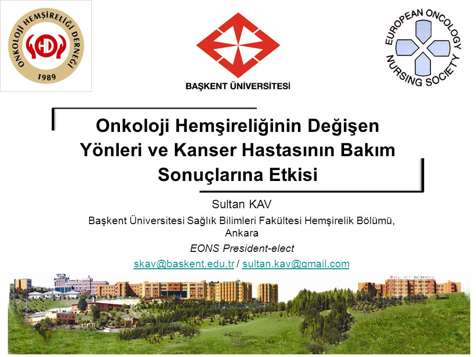 skav@baskent.edu.tr / sultan.kav@gmail.com