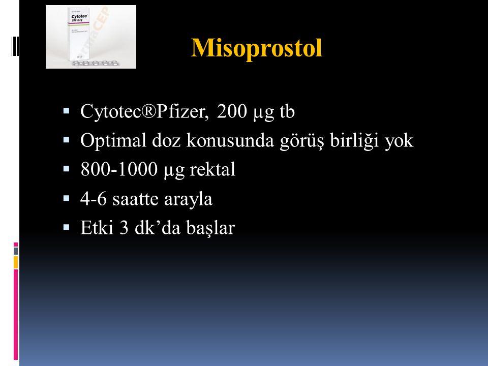 Misoprostol Cytotec®Pfizer, 200 µg tb