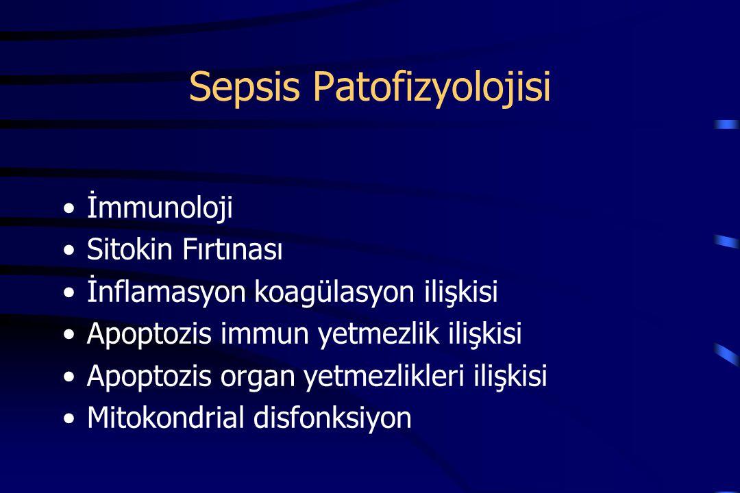 Sepsis Patofizyolojisi