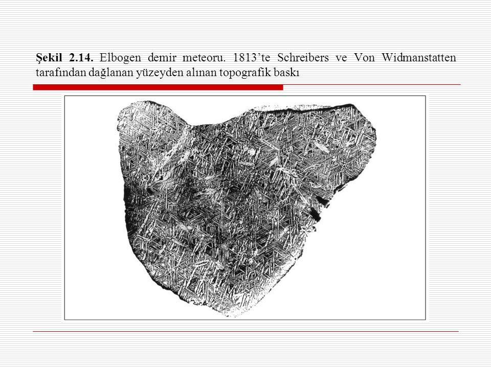 Şekil 2. 14. Elbogen demir meteoru
