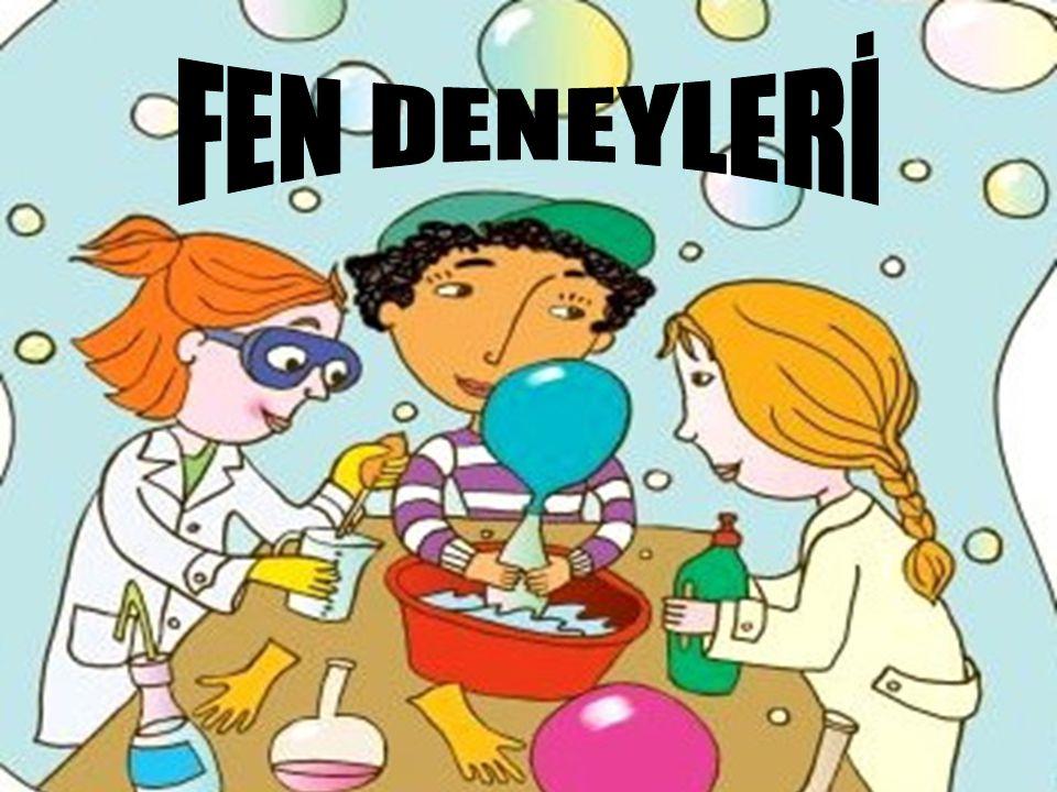 FEN DENEYLERİ