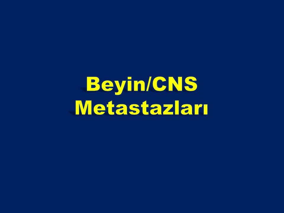 Beyin/CNS Metastazları