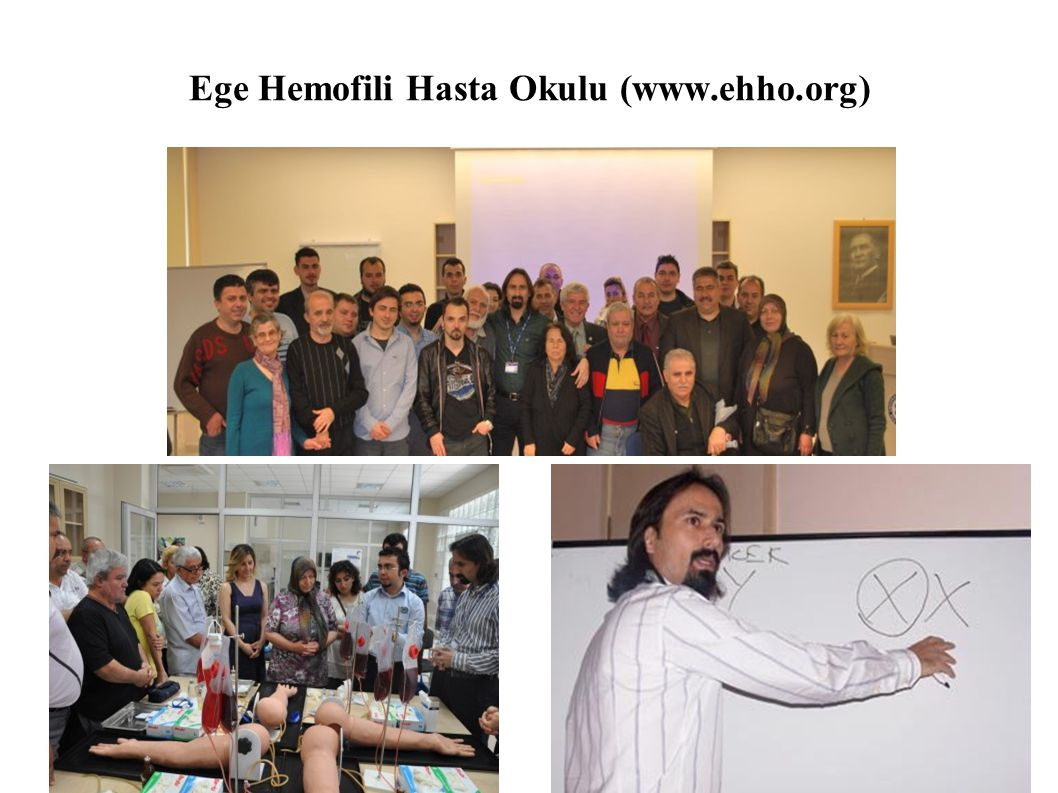 Ege Hemofili Hasta Okulu (www.ehho.org)