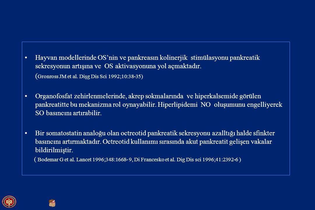 (Gronross JM et al. Dişg Dis Sci 1992;10:38-35)