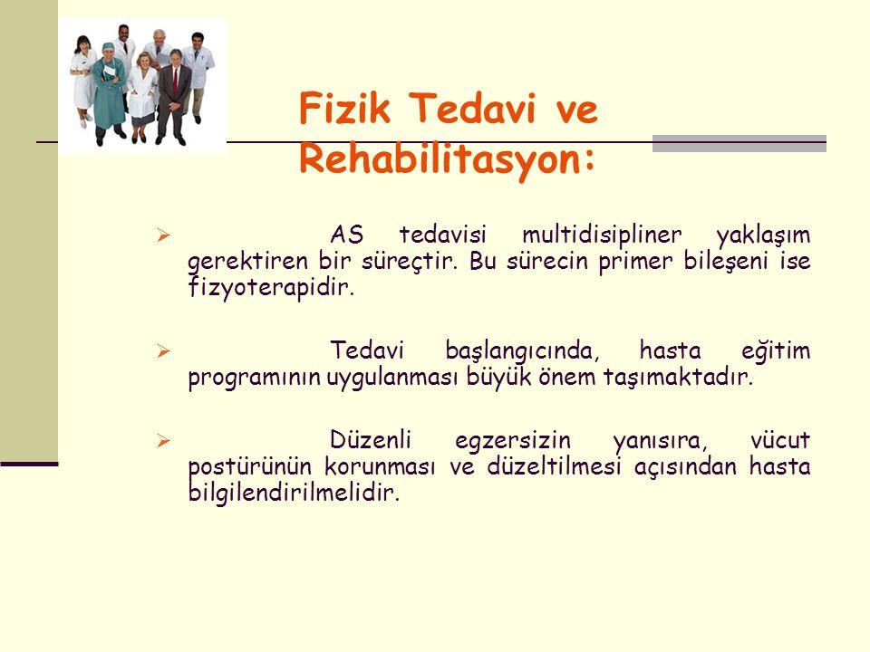 Fizik Tedavi ve Rehabilitasyon: