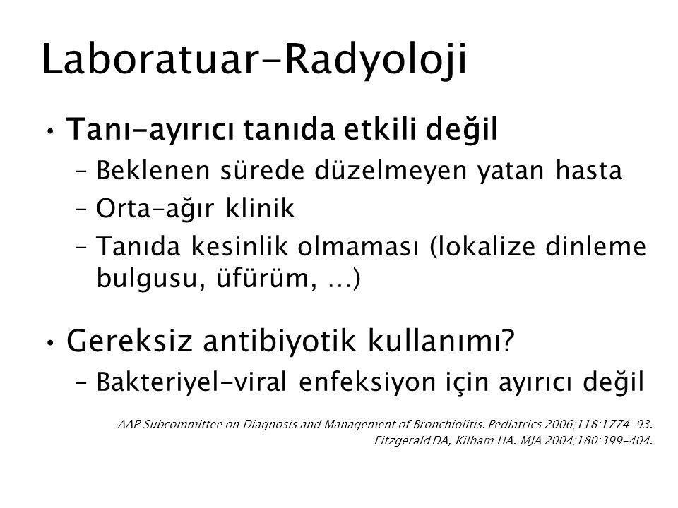Laboratuar-Radyoloji
