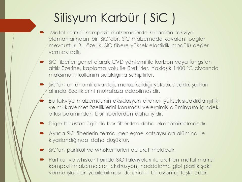 Silisyum Karbür ( SiC )