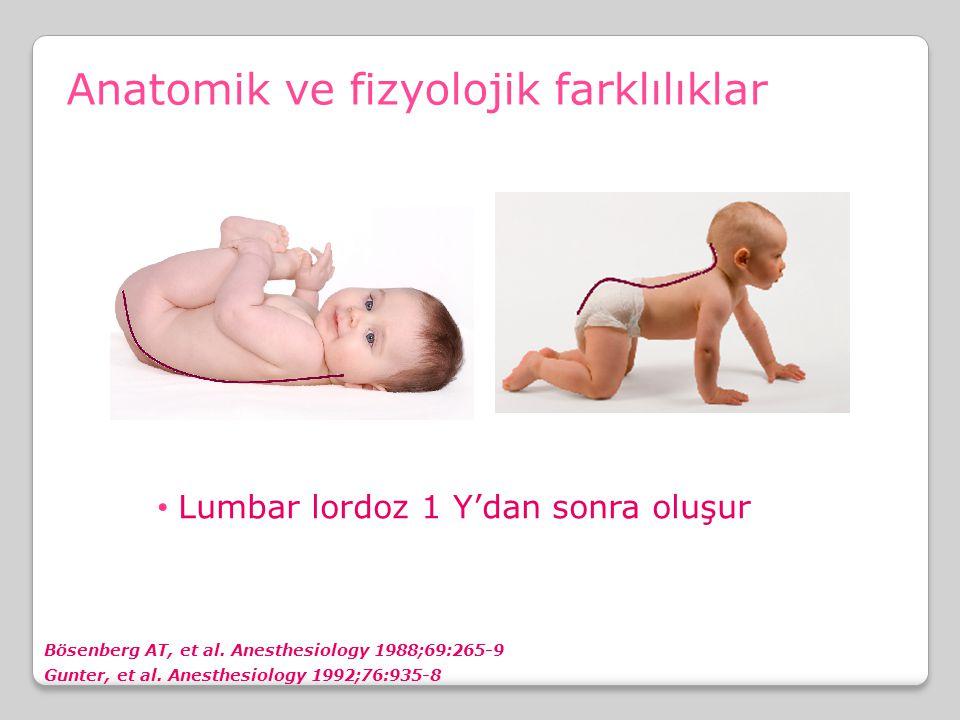 Anatomik ve fizyolojik farklılıklar