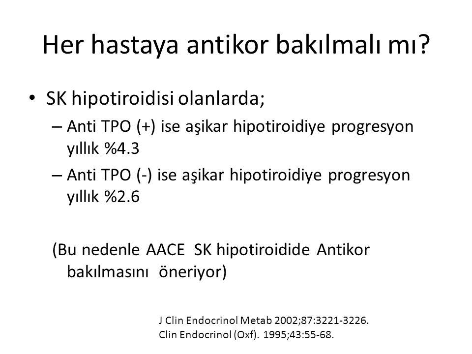 Her hastaya antikor bakılmalı mı