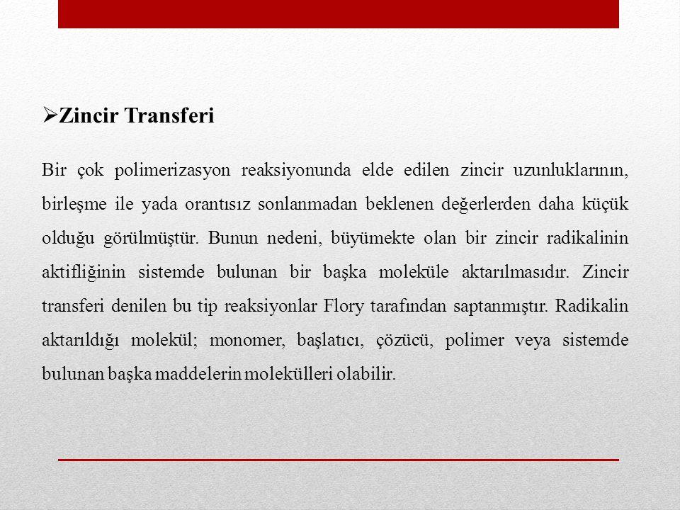 Zincir Transferi