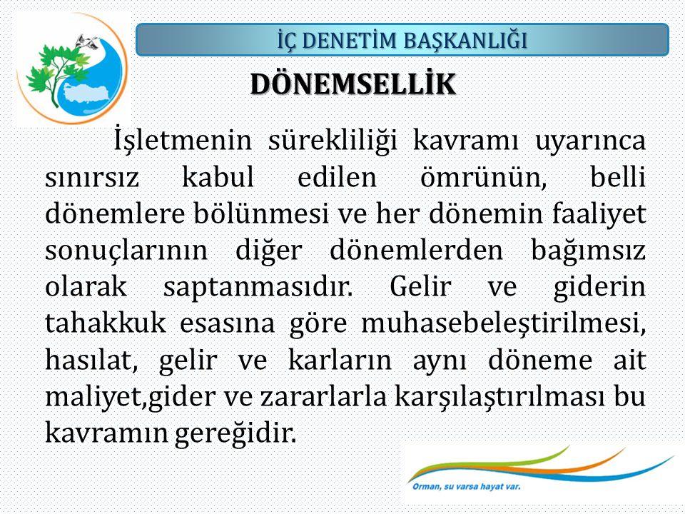 DÖNEMSELLİK