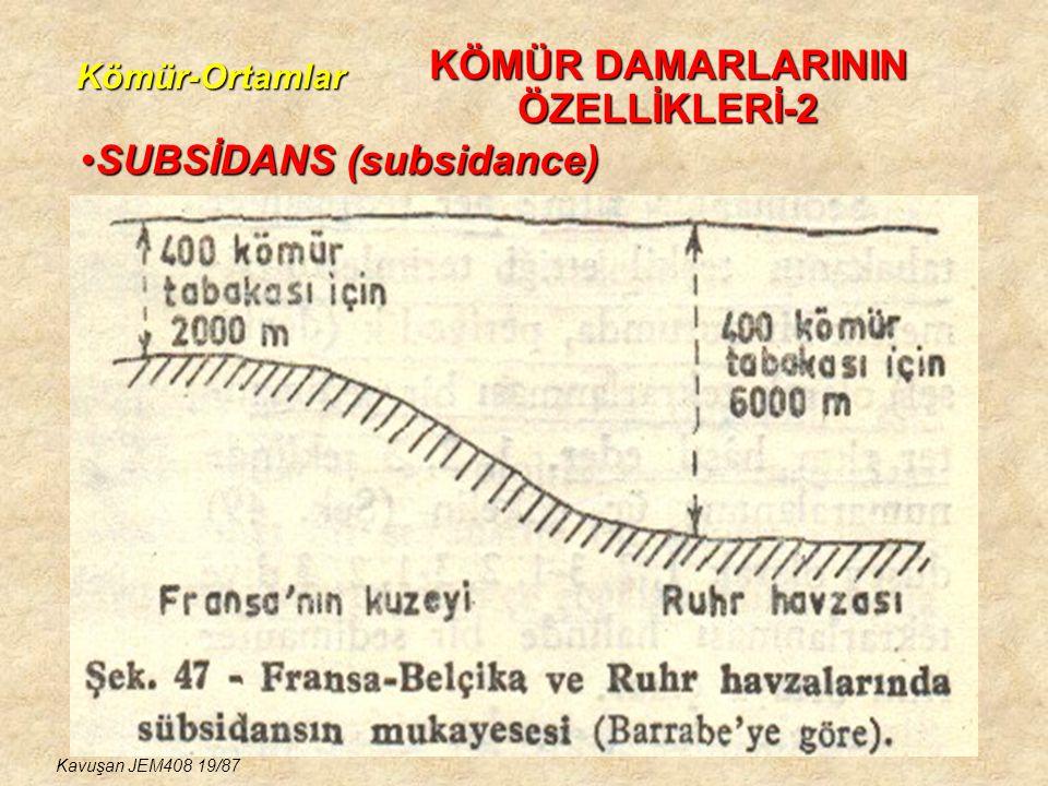 SUBSİDANS (subsidance)