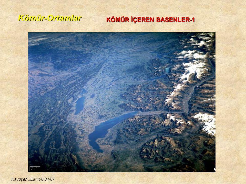Kömür-Ortamlar KÖMÜR İÇEREN BASENLER-1 Kavuşan JEM408 84/87