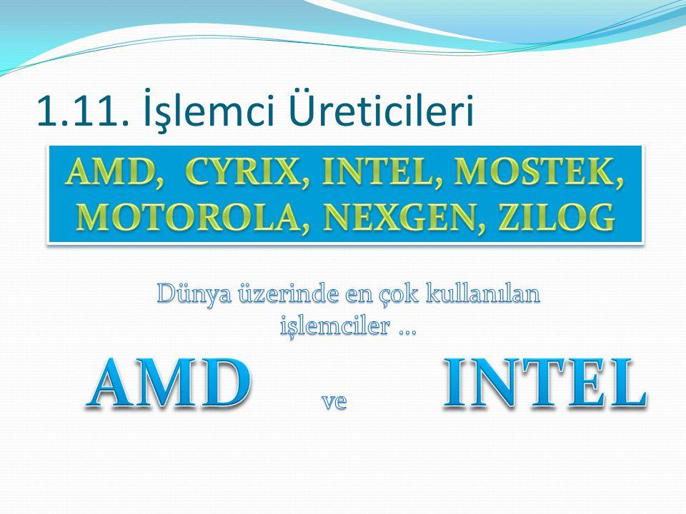 AMD, CYRIX, INTEL, MOSTEK, MOTOROLA, NEXGEN, ZILOG