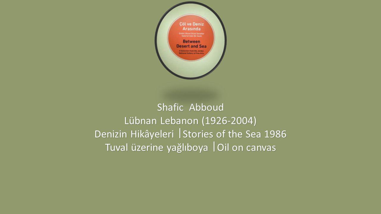 Denizin Hikâyeleri ᅵStories of the Sea 1986
