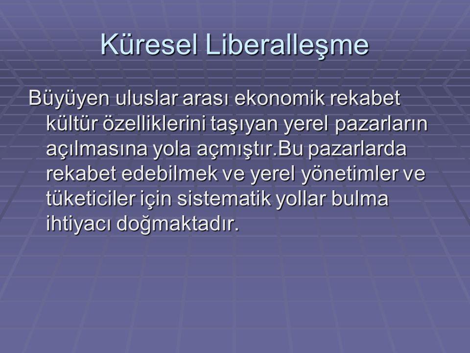 Küresel Liberalleşme