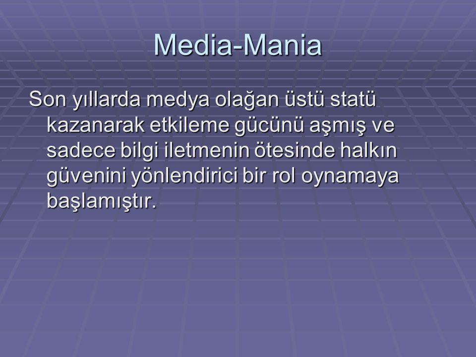 Media-Mania