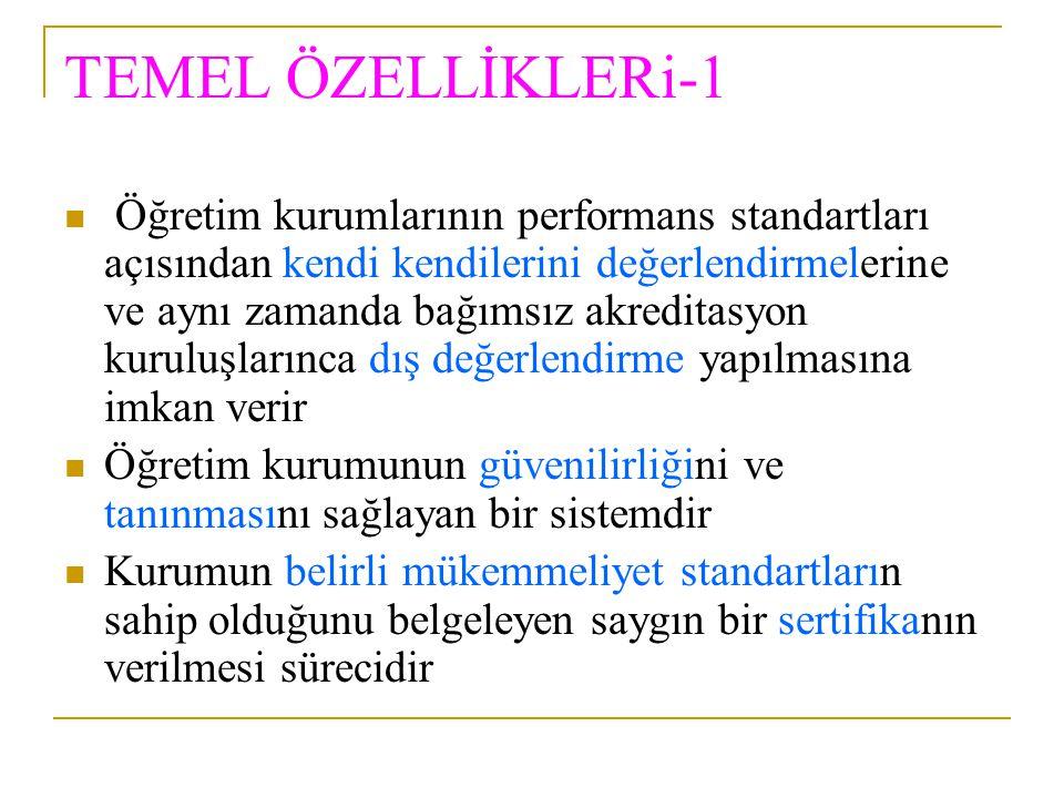 TEMEL ÖZELLİKLERi-1