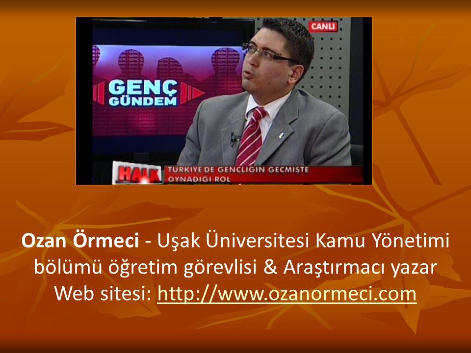 Web sitesi: http://www.ozanormeci.com