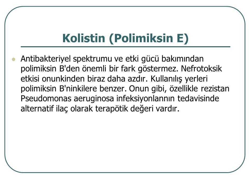 Kolistin (Polimiksin E)