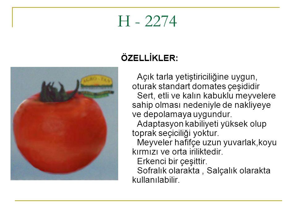 H - 2274