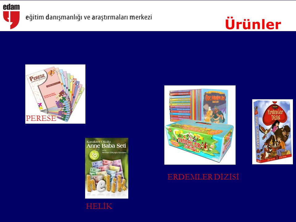Ürünler PERESE ERDEMLER DİZİSİ HELİK