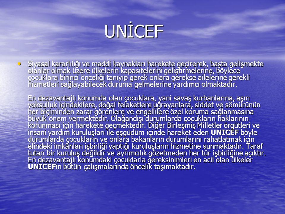 UNİCEF