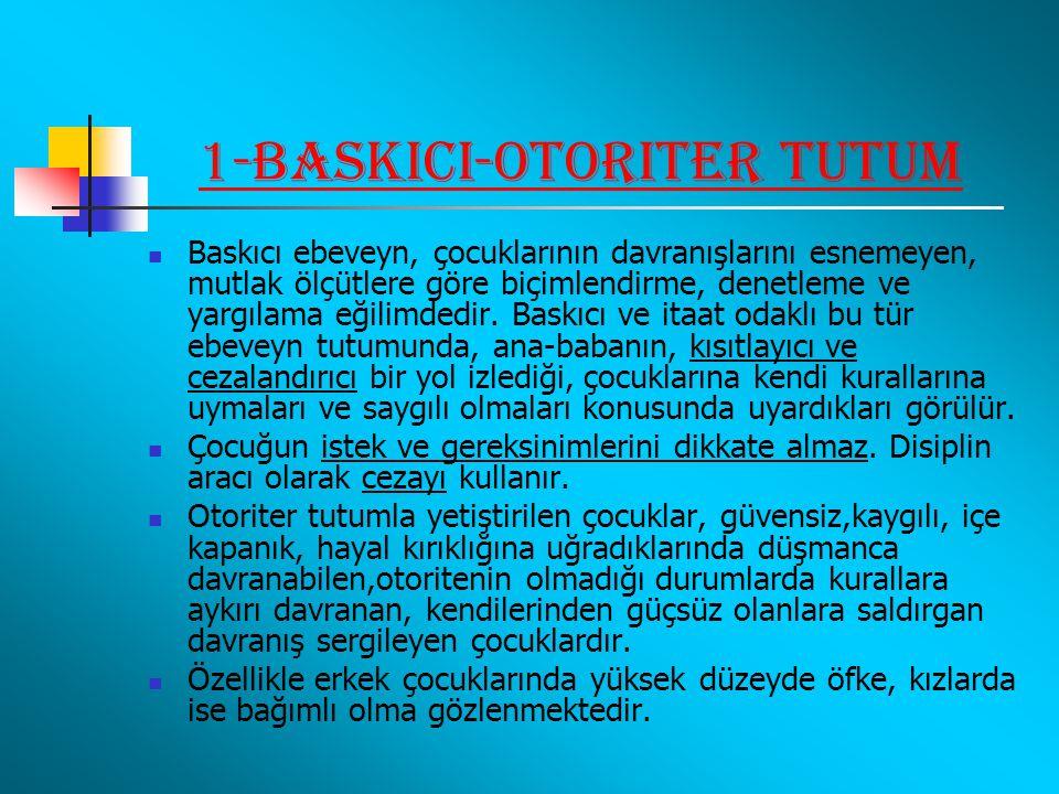 1-BaskIcI-Otoriter Tutum