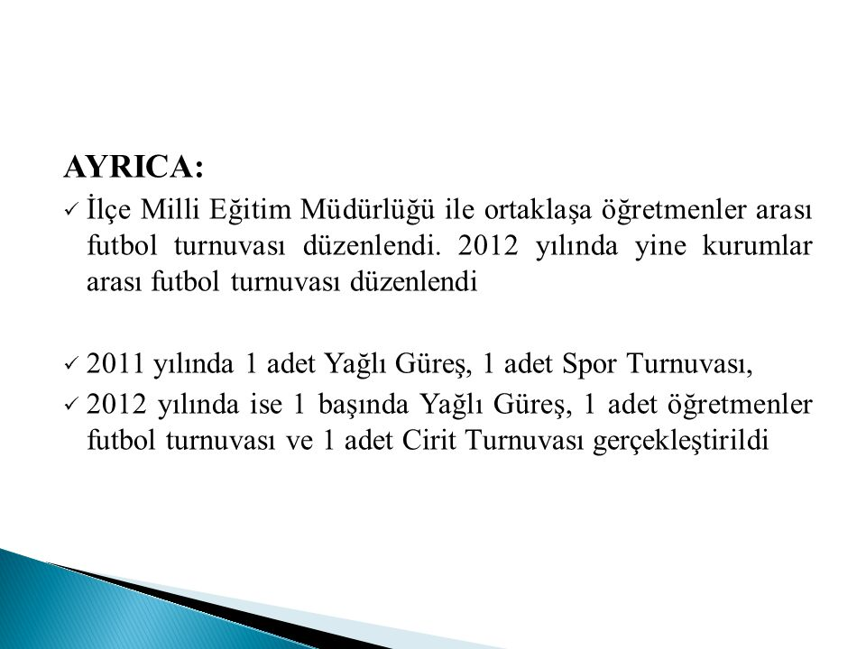 AYRICA: