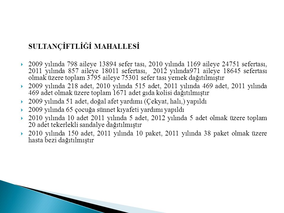 SULTANÇİFTLİĞİ MAHALLESİ
