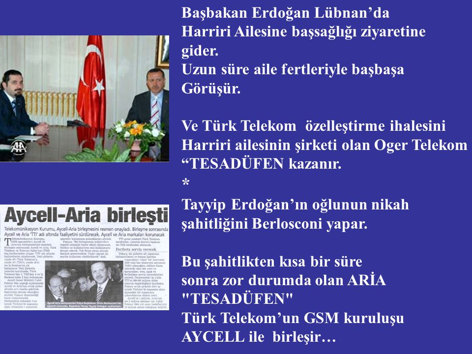 * Başbakan Erdoğan Lübnan'da Harriri Ailesine başsağlığı ziyaretine