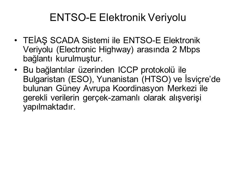 ENTSO-E Elektronik Veriyolu