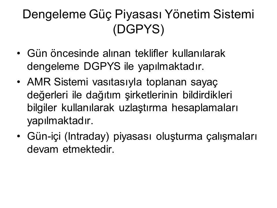 Dengeleme Güç Piyasası Yönetim Sistemi (DGPYS)