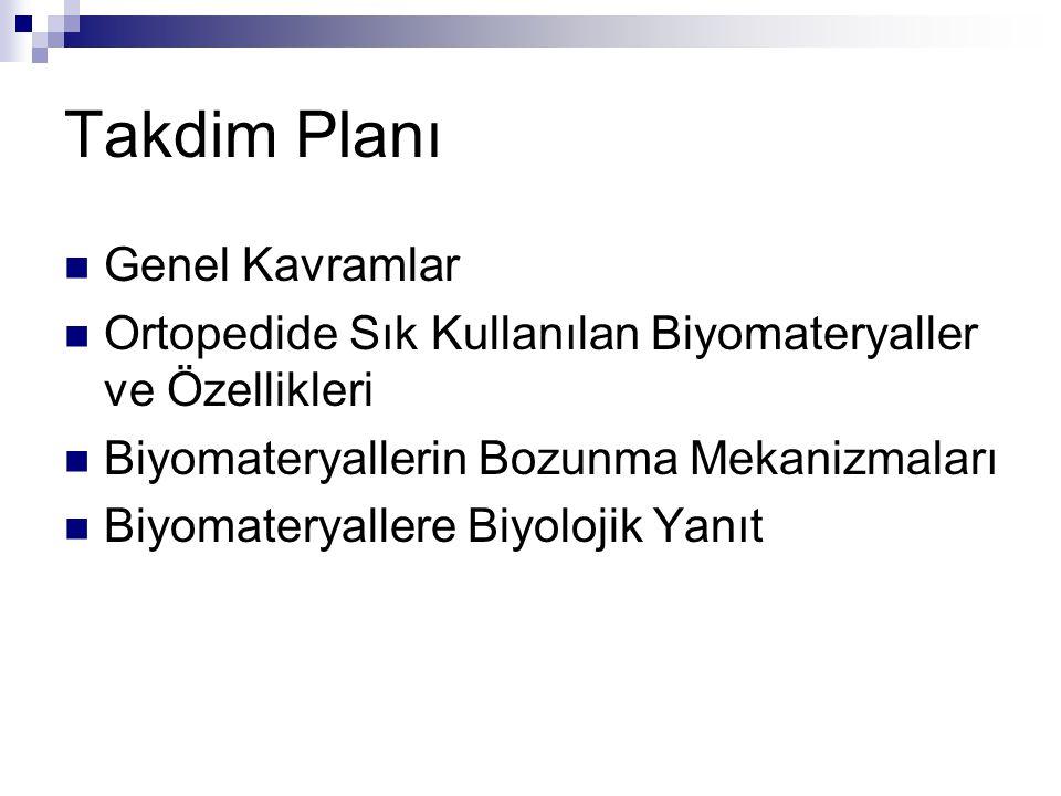 Takdim Planı Genel Kavramlar