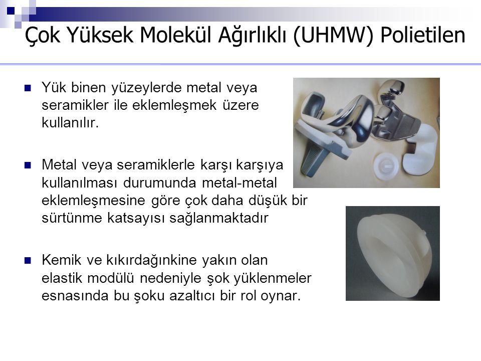 Çok Yüksek Molekül Ağırlıklı (UHMW) Polietilen