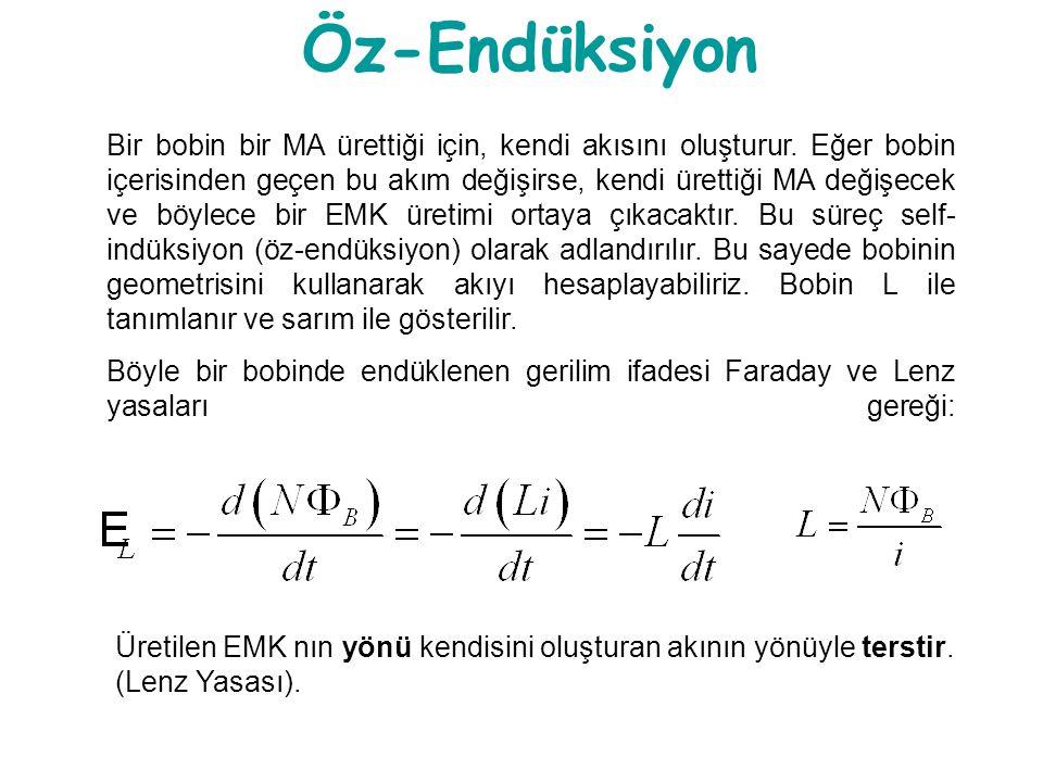 Öz-Endüksiyon