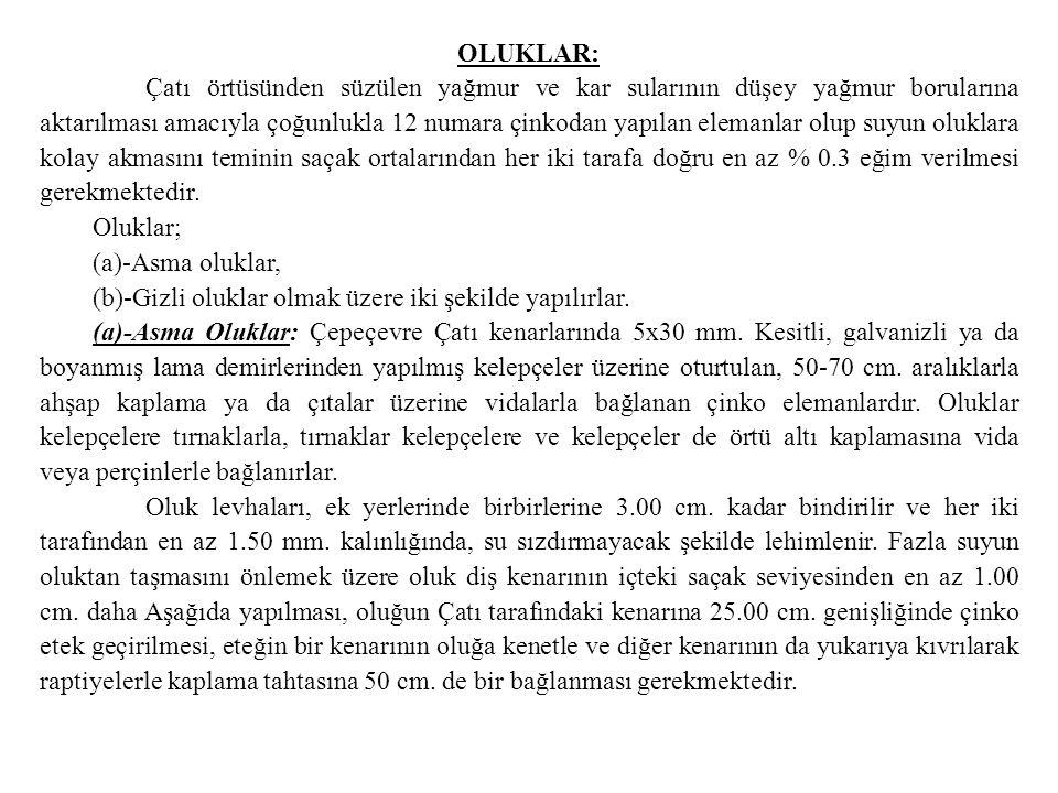 OLUKLAR: