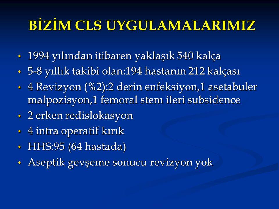 BİZİM CLS UYGULAMALARIMIZ
