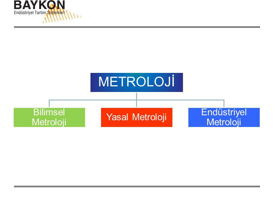 Endüstriyel Metroloji