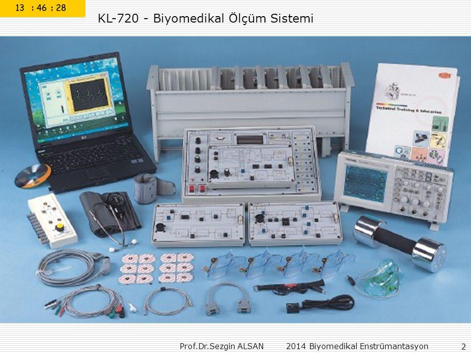 KL-720 - Biyomedikal Ölçüm Sistemi