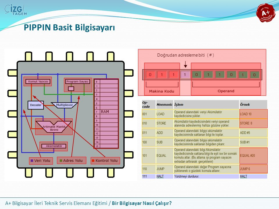 PIPPIN Basit Bilgisayarı