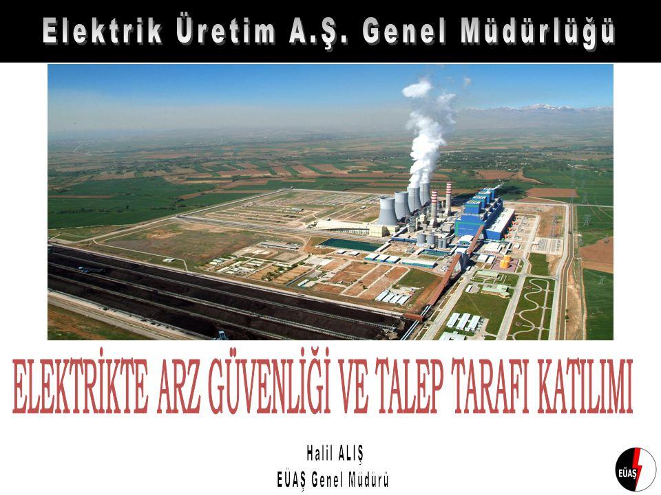 Elektrik Üretim A.Ş. Genel Müdürlüğü