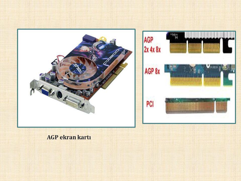 AGP ekran kartı