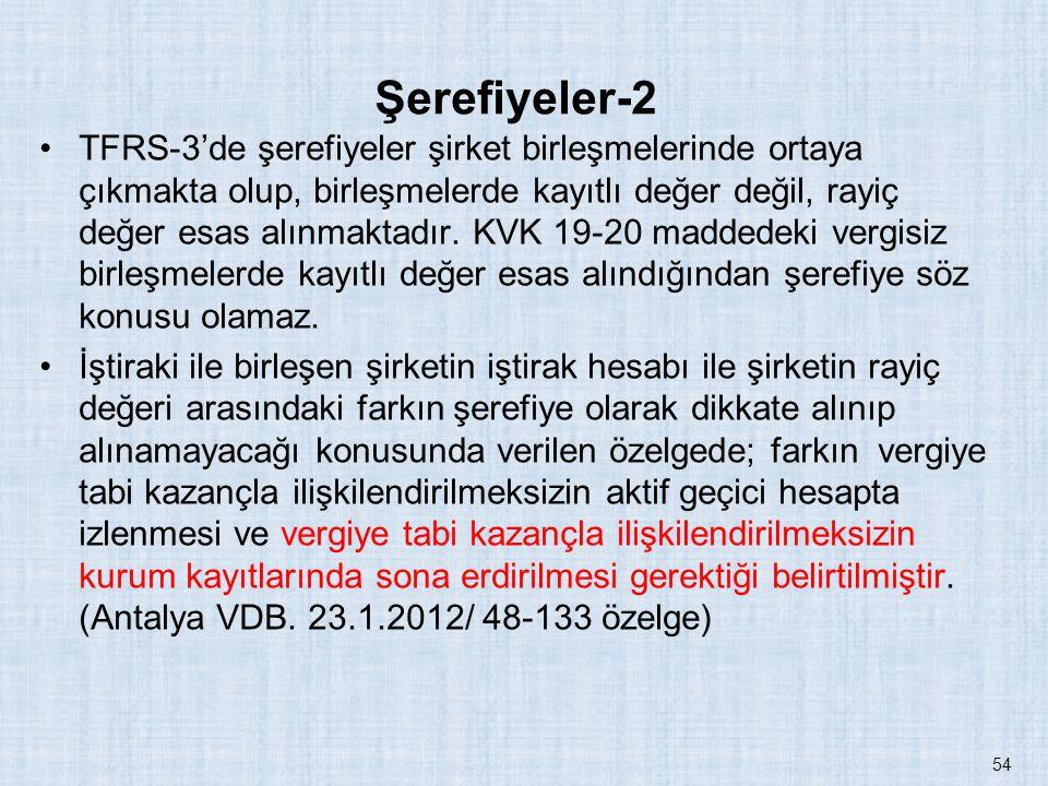 Şerefiyeler-2