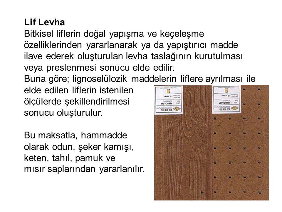 Lif Levha