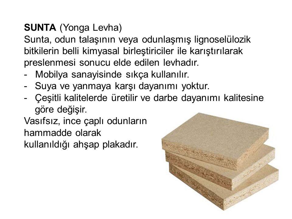 SUNTA (Yonga Levha)