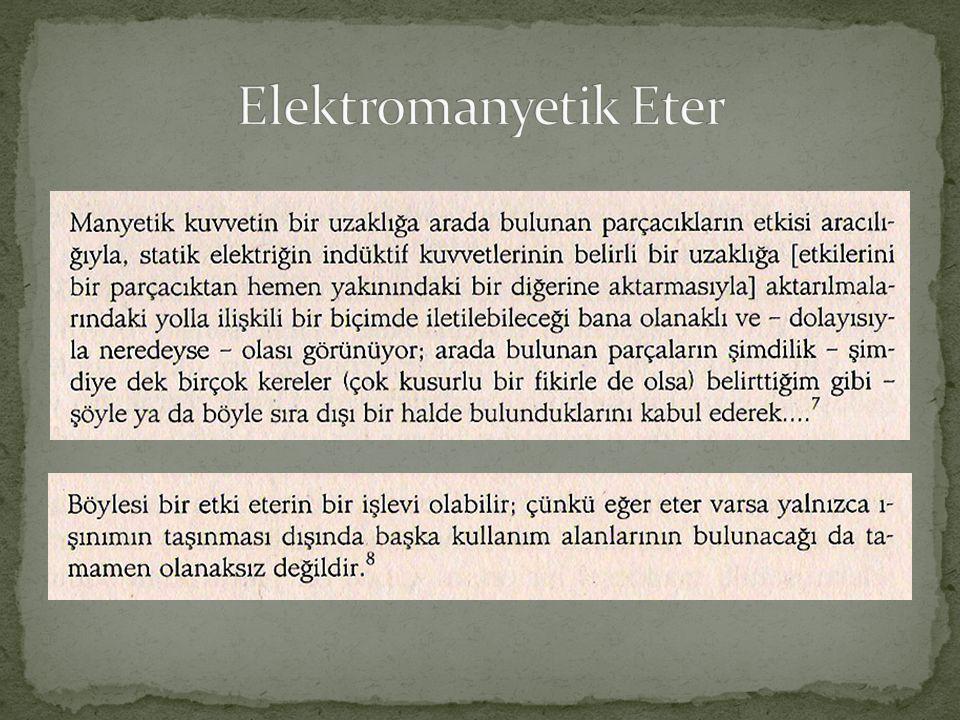 Elektromanyetik Eter