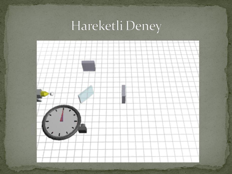 Hareketli Deney