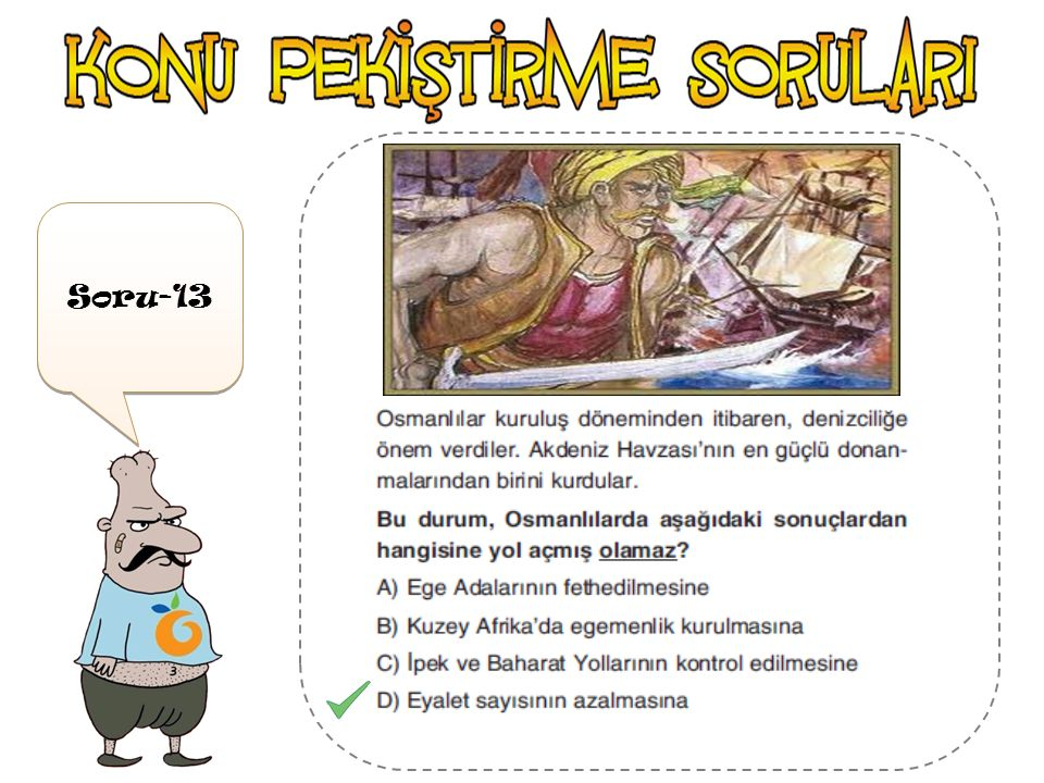 Soru-13